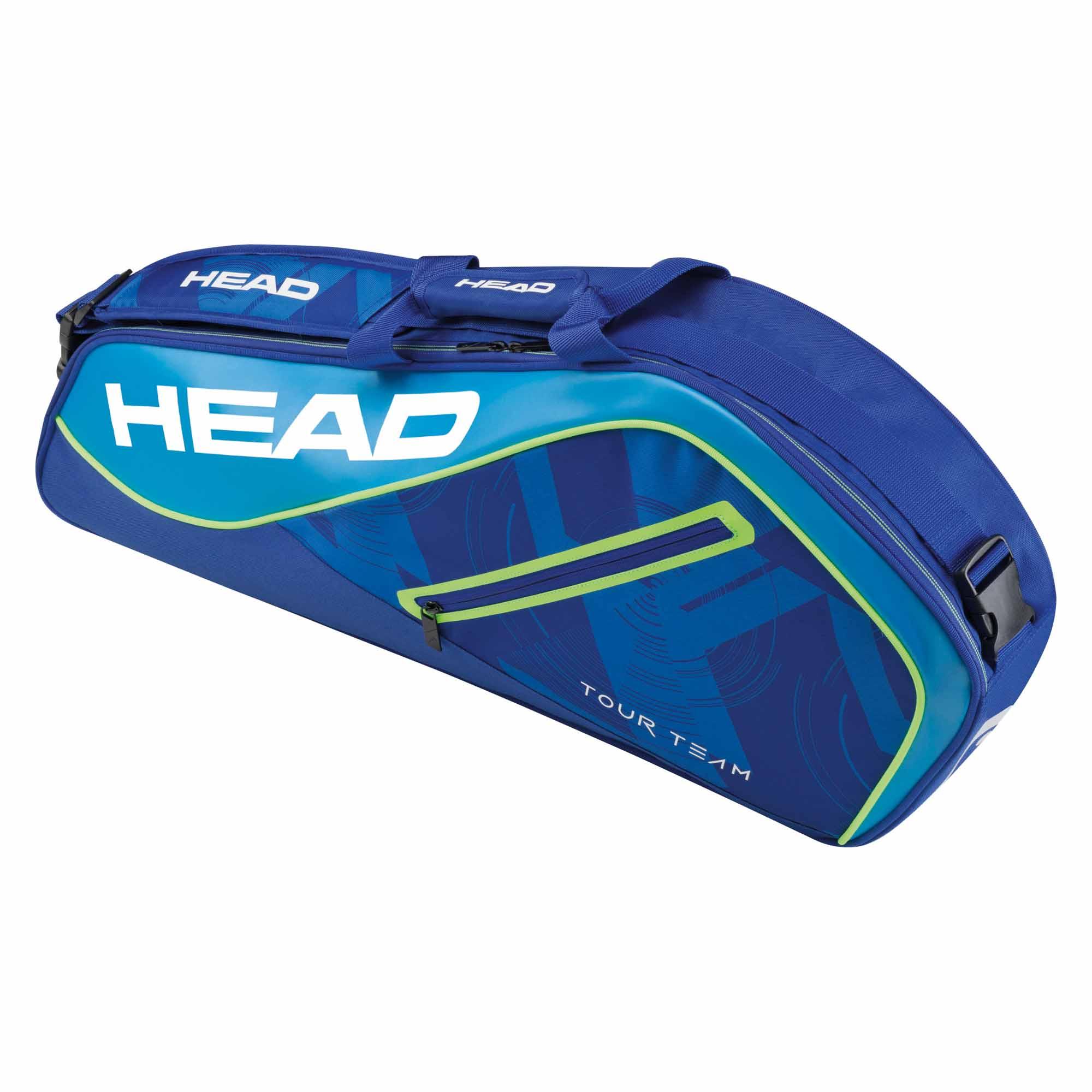 Head Tour Team Pro 3 Racket Bag  Blue