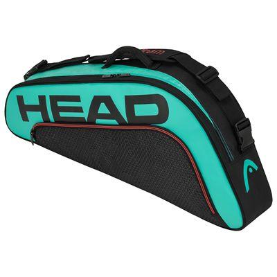 Head Tour Team Pro 3 Racket Bag SS20 - BlackBlue