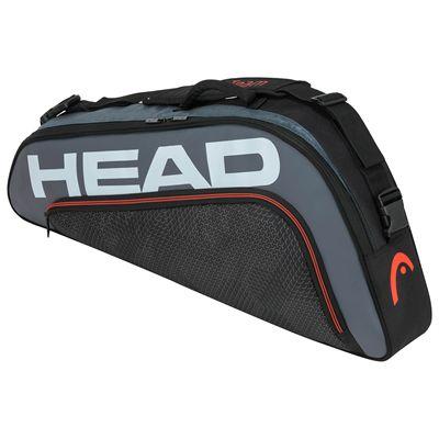 Head Tour Team Pro 3 Racket Bag SS20 - BlackGrey