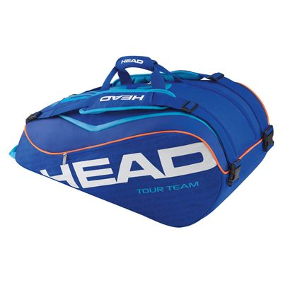 Head Tour Team Supercombi 9 Racket Bag-Blue