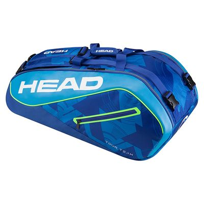 Head Tour Team Supercombi 9 Racket Bag SS17 - Blue