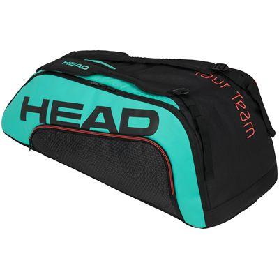 Head Tour Team Supercombi 9 Racket Bag SS20 - BlackBlue