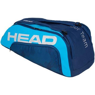 Head Tour Team Supercombi 9 Racket Bag SS20 - NavyBlue