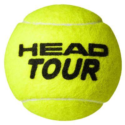 Head Tour Tennis Balls - 12 Dozen - Ball