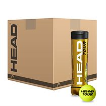 Head Tour Tennis Balls - 12 Dozen