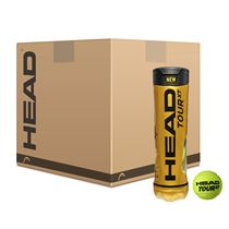 Head Tour XT Tennis Balls - 6 Dozen