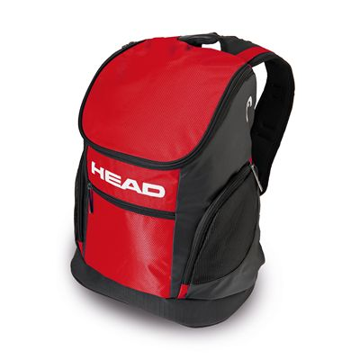 Head Training Backpack 33 - Black And Red
