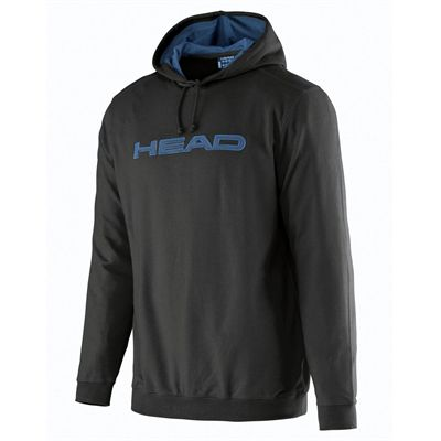 Head Transition Byron Mens Hoody-Black and Blue