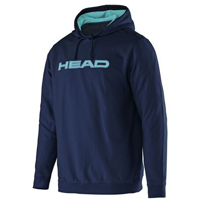 Head Transition Byron Mens Hoody-Navy and Blue