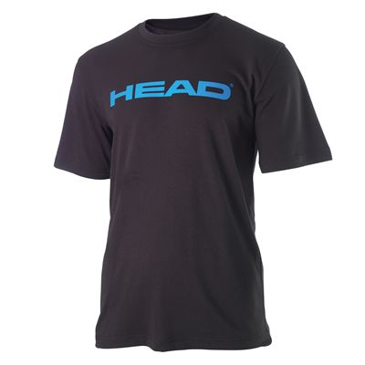 Head Transition Ivan Boys T-Shirt Black and Blue Image