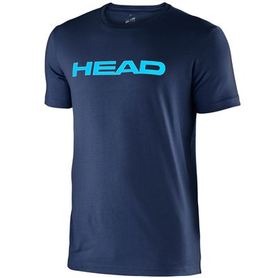Head Transition Ivan Boys T-Shirt Navy and Blue Image