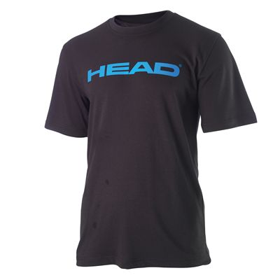 Head Transition Ivan Mens T-Shirt-Black and Blue