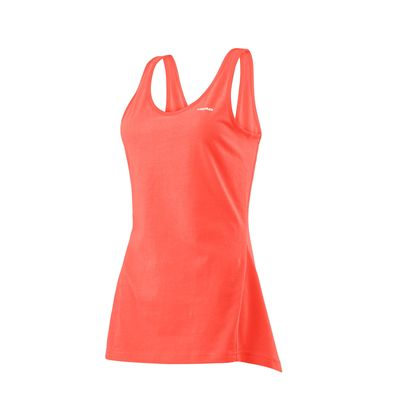 Head Transition Ladies Sleeveless Top - Coral