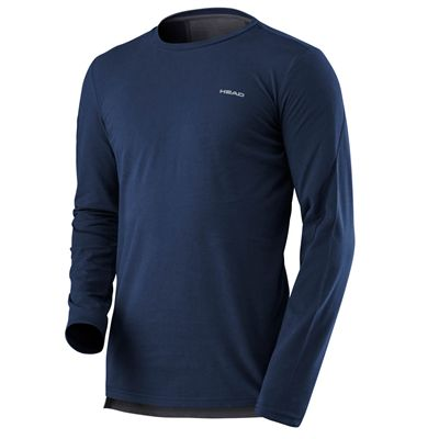 Head Transition Mens Long Sleeve Top