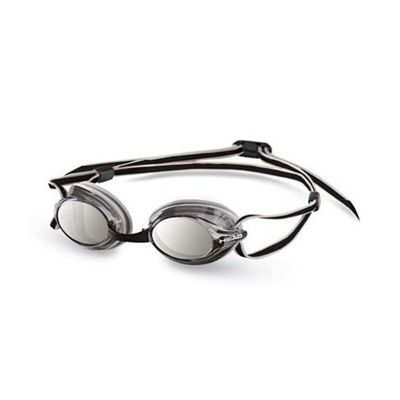 Head Venom Mirrored Goggles Silver Frame Smokie Lenses