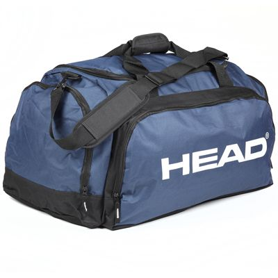 Head Viceroy Holdall - Navy and Black