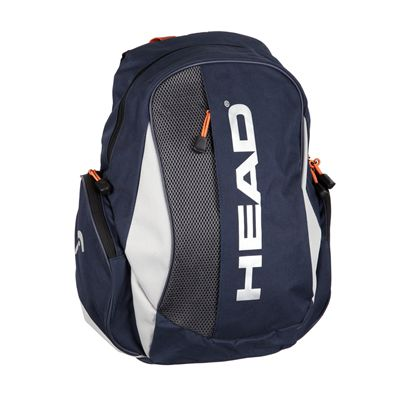 Head Vulcan Backpack - Navy/Grey