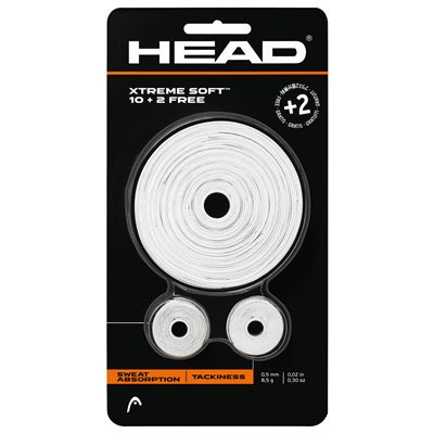 Head White XtremeSoft Grips