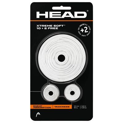 Head White XtremeSoft Grips