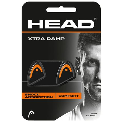 Head Xtra Damp Vibration Dampener - Pack of 2