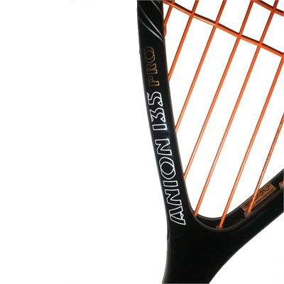 Head YouTek Anion 135 Pro Squash Racket Double Pack close up