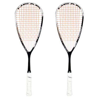 Head YouTek Anion 135 Pro Squash Racket Double Pack