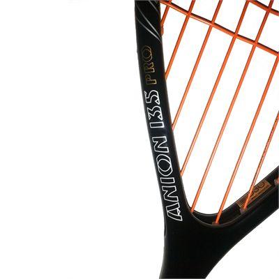 Head YouTek Anion 135 Pro Squash Racket close up