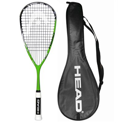 Head YouTek IG Tour 120 Squash Racket - Cover