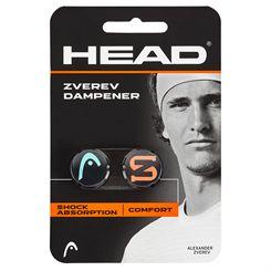 Head Zverev Racket Dampener - Pack of 2