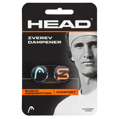 Head Zverev Racket Dampener - Pack of 2