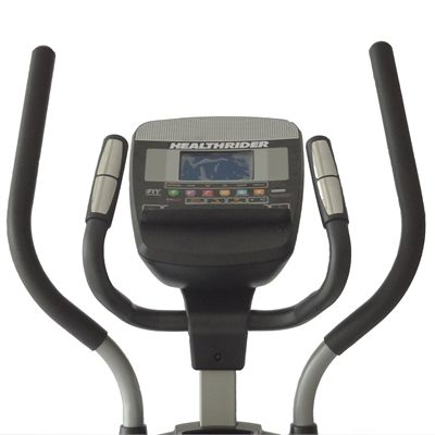 HealthRider 1100 Elliptical Cross Trainer Console View