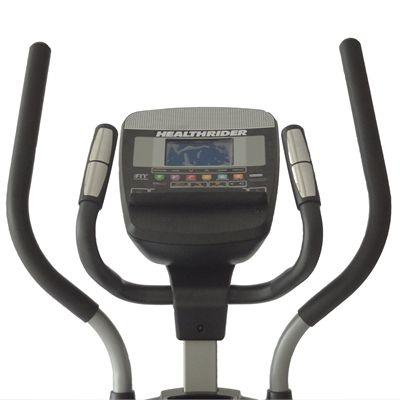 HealthRider 1100 Elliptical Cross Trainer Console View