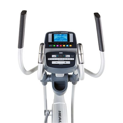 HealthRider 1250 Elliptical Cross Trainer - Console Image