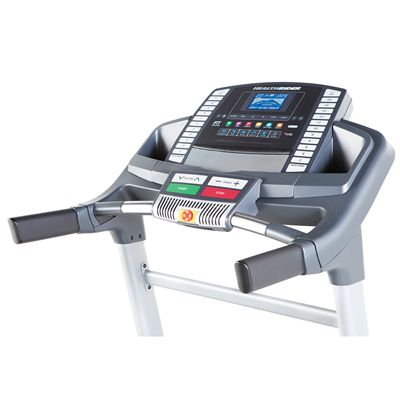 HealthRider H130T Treadmill Console Alternative View
