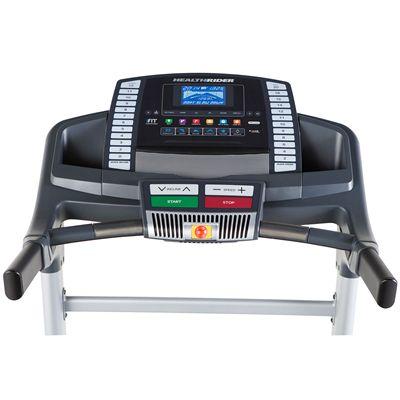 HealthRider H130T Treadmill Console View