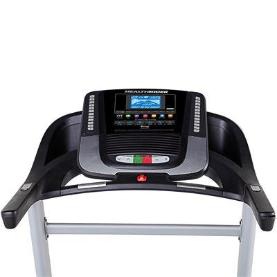 HealthRider H200T Treadmill Console View