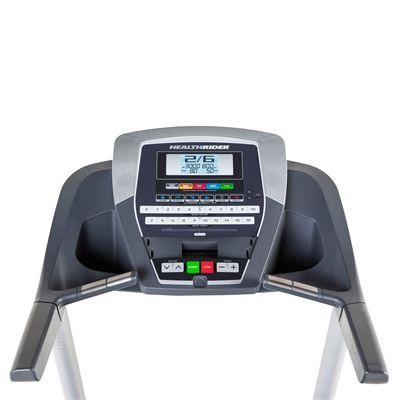 HealthRider H95T Treadmill - Console View