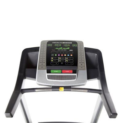 HealthRider H150T Treadmill Console Image