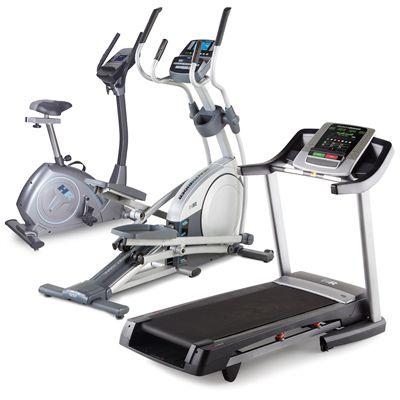 HealthRider Premium Complete Cardio Package