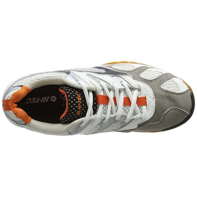 Hi-tec Ad Pro Elite Mens Court Shoes - White/Above