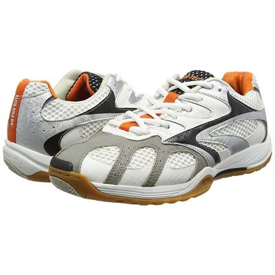 Hi-tec Ad Pro Elite Mens Court Shoes - White/Both