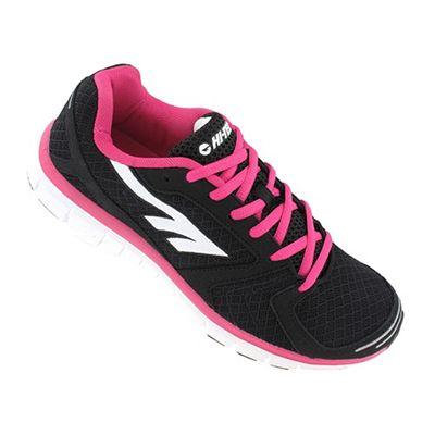 Hi-Tec Haraka Ladies Running Shoes - Angle View