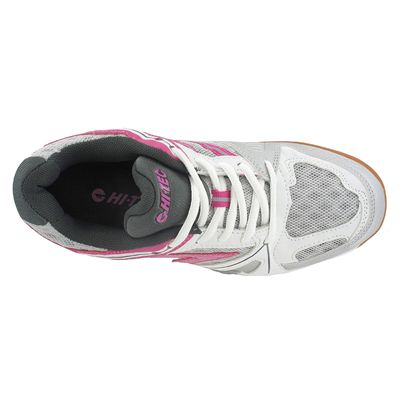 Hi-Tec Indoor Lite Ladies Court Shoes - Top View