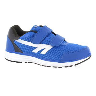 Hi-Tec Pajo EZ Boys Velcro Running Shoes Image