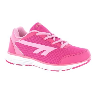 Hi-Tec Pajo Girls Running Shoes - Side View