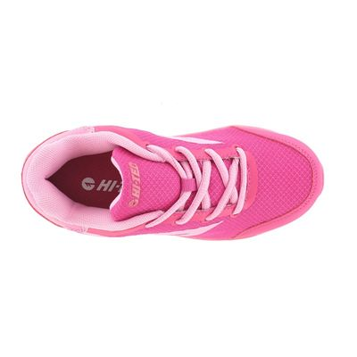 Hi-Tec Pajo Girls Running Shoes - Top View