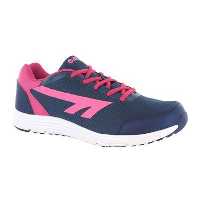 Hi-Tec Pajo Ladies Running Shoes - Side View