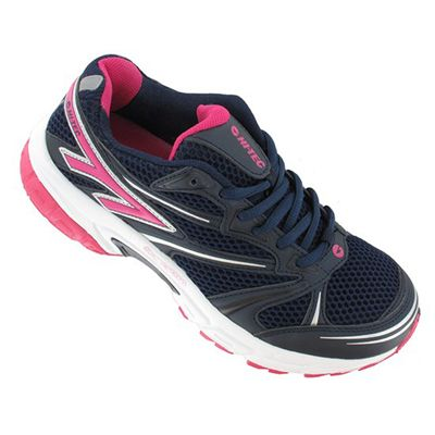 Hi-Tec Phantom Ladies Running Shoes - Angle View