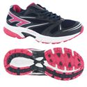 Hi-Tec Phantom Ladies Running Shoes - Main Image