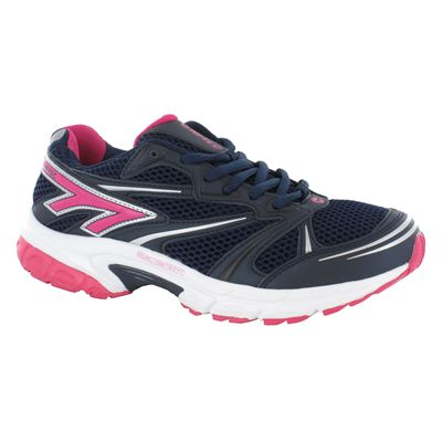 Hi-Tec Phantom Ladies Running Shoes - Side View